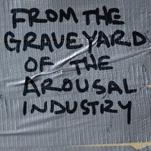 "picture of ""From The Graveyard Of The Arousal Industry"" book"