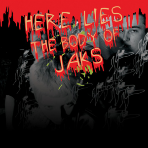"picture of ""Here Lies The Body Of Jaks"" CD"