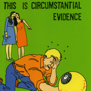 "picture of ""This Is Circumstantial Evidence"" DVD"