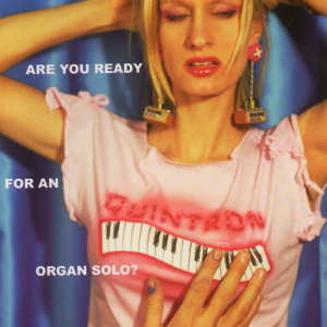 "picture of ""Are You Ready For An Organ Solo?"" LP/CD"