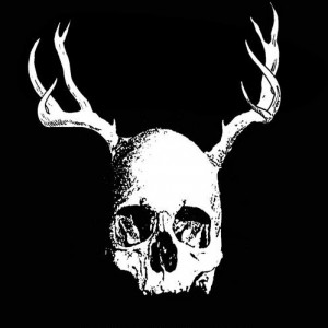 "picture of ""Skull With Antlers"" LP"