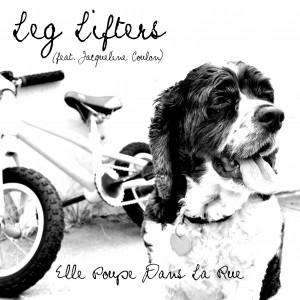 """picture of """"Elle Poupe Dans La Rue"""" 7″ single"""