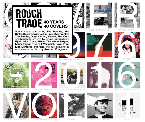 Various Artists – Rough Trade Shops COVERS VOL. 1