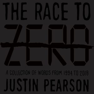 "picture of ""The Race to Zero"" book"