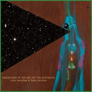 """picture of """"Variations in the Key of the Afterlife"""" LP"""