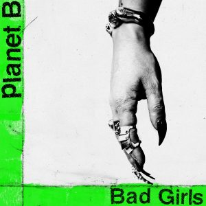 "picture of ""Bad Girls"" single"