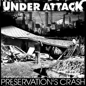 """picture of """"Preservation's Crash"""" EP"""