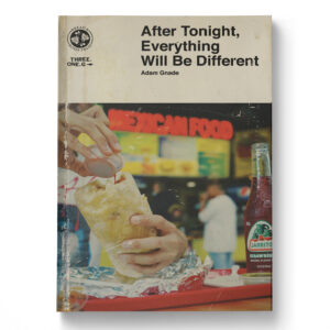 picture of After Tonight, Everything Will Be Different book